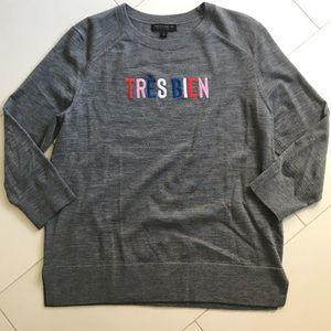 🆕 Banana Republic Merino Wool Sweater